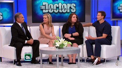 Dr. Sadati on The Doctors